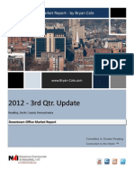 3rd Qtr. 2012 Downtown Report by Bryan Cole