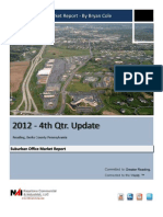 4th Qtr. 2012 Suburban Report by Bryan Cole