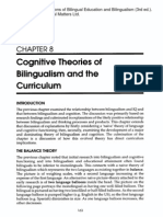 Baker. Cognitive Theories