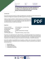 Comparación Hipoclorito de sodio versus Díoxido de Cloro