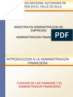 Administracion Financiera 1.(Semana 1) Ppt