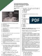 8° EXAMEN ACUMULATIVO TERCER PERIODO 2012