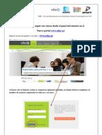 Como Acceder y Seguir Sus Cursos en El Nuevo Portal - Revisado