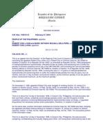 Sample Case-People vs. Chiu [G.R. Nos. 142915-16 ]