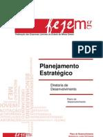 [Plano de Desenvolvimento] Manual de Planejamento Estratégico