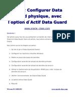 11gR2 Configure Data Guard Physique Avec Loption dActif Data Guard
