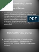 18.Marketing Channels