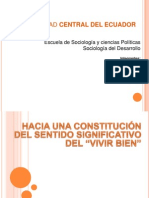 Sociologia Del Desarrollo-Exposicion Grupo 2