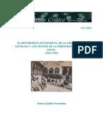 Pensamiento Critico El Movimiento Estudiantil de La UC Simon-Castillo-Num-2