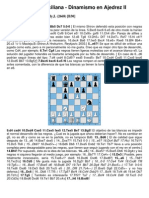 Defensa Siciliana - Dinamismo en Ajedrez II