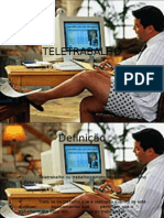 Teletrabalho Pedro