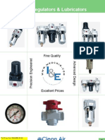 Filters-Regulators and Lubricators