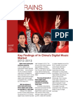 Key Finding of Digital Music& Game in China