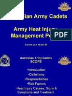 AAC Heat Injury Presentation 15Dec06