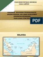 Presentasi Fungsi Ekonomi Kbri Kuala Lumpur