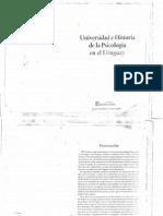 Universidad e Historia