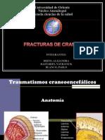 Fracturas de Craneo 1