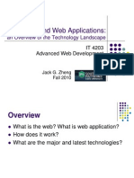 Web App Intro
