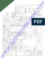 16922 Chassis PH08K-N22 Para 14-21 Diagrama