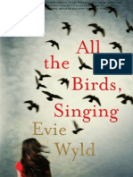 July Free Chapter - All The Birds, Singing by Evie Wyld
