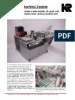 KR 203P Brochure