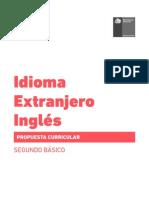 Programa Inglés 2° básico