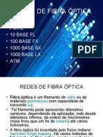 REDES DE FIBRA ÓPTICA clara
