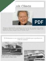 Arquitectos (Oleas,Pérez,Barragán,Zapata)