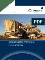 Tenova Takraf Open Cast Mining Span