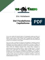 Hobsbawm, Eric - Del Feudalismo Al Capitalismo