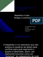 Elementos passivos de rede - Alice- Rute