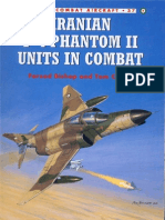 Iranian F-4 Phantom II Units in Combat Osprey