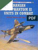 Iranian F-4 Phantom II Units in Combat Osprey