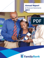 Family Bank Annual Report 2011