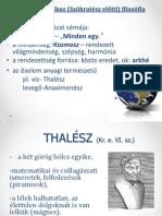 Görög filozófia