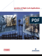 High Cycle Application Fisher