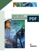 Manual de Entrenamiento de LOWIS BES