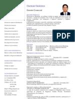 Curriculum Vitae - German Formato