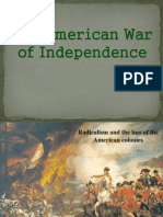 The American War of Independence
