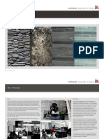 2013 HDS Architectural Brochure