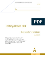 Rating Credit Risk