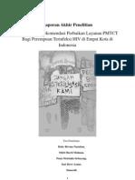 Studi Kualitas Dan Rekomendasi Perbaikan Program Layanan PMTCT IPPI