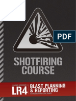 SC LR4-UGC Blast Planning