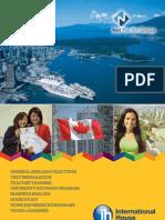 캐나다 IH 밴쿠버 Brochure