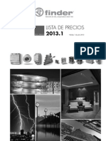 Catalogo Finder 2013