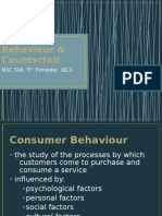47449659 Consumer Behaviour