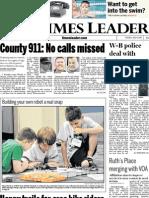 Times Leader 07-09-2013