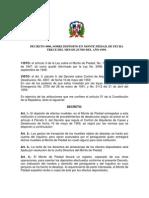 Decreto 4900,  sobre depósito en monte piedad