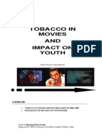 Tobacco in Movies