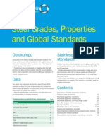 Steel Grades Properties Global Standards